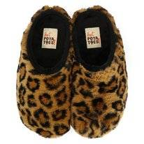 Pantoffel Hot Potatoes Women 57019 Leopardo