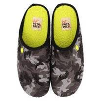 Pantoffel Hot Potatoes Men 57053 Camuflaje