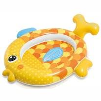 Piscine Gonflable Intex Baby Goldfish