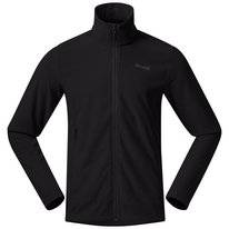 Vest Bergans Men Finnsnes Fleece Black