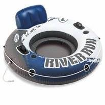 Zwemband Intex River Run Waterlounge Blauw