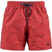 Zwembroek Barts Men Jack Shorts Red