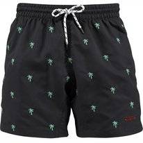 Zwembroek Barts Men Jack Shorts Dark Grey