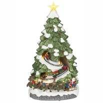 Luville Christmas Tree Express Battery Operated