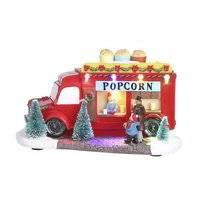 Luville Popcorn Truck Battery Operated