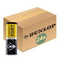 Tennisball Dunlop Fort Elite 3-Tin (Dose 24x3) 2019