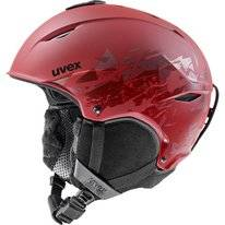 Skihelm Uvex Primo Style Rusty Red Mat