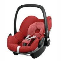 Autostoel Maxi-Cosi Pebble Red Rumour