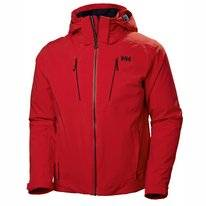 Ski Jas Helly Hansen Men Alpha 3.0 Jacket Alert Red