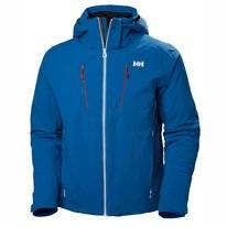 Ski Jas Helly Hansen Men Alpha 3.0 Jacket Electric Blue
