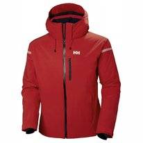 Ski Jas Helly Hansen Men Swift 4.0 Jacket Alert Red