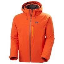 Ski Jas Helly Hansen Men Swift 4.0 Jacket Patrol Orange