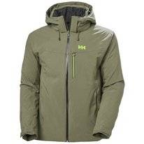 Ski Jas Helly Hansen Men Swift 4.0 Jacket Lav Green