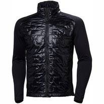 Jas Helly Hansen Men Lifa Loft Hybrid Insulator Jacket Black