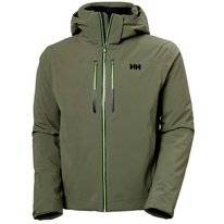 Ski Jas Helly Hansen Men Alpha Lifaloft Jacket Lav Green