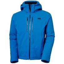 Ski Jas Helly Hansen Men Alpha Lifaloft Jacket Electric Blue