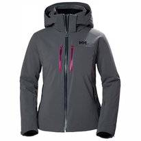 Ski Jas Helly Hansen Women Alphelia LitaLoft Jacket Quiet Shade