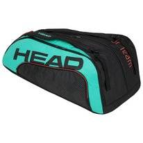 Tennistas HEAD Tour Team 12R Monstercombi Black Teal 2019