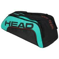 Tennistas HEAD Tour Team 9R Supercombi Black Teal 2019