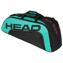 Tennistas HEAD Tour Team 6R Combi Black Teal 2019
