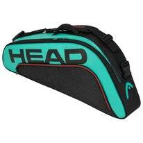 Tennistasche HEAD Tour Team 3R Pro Black Teal 2019