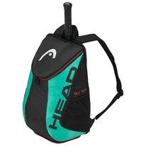 Tennisrugzak HEAD Tour Team Backpack Black Teal 2019