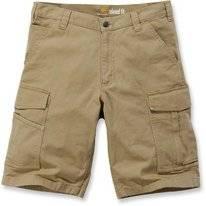 Werkshorts Carhartt Men Rigby Rugged Cargo Short Dark Khaki