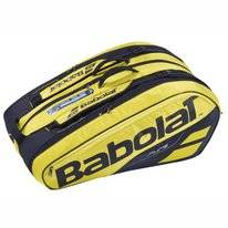 Tennistas Babolat RH X 12 Pure Aero Yellow Black