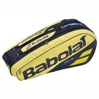 Tennistas Babolat RH X 6 Pure Aero Yellow Black