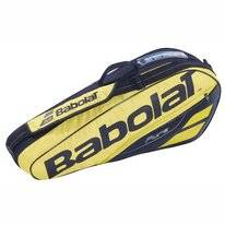 Tennistas Babolat RH X 3 Pure Aero Yellow Black