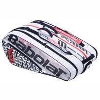 Tennistas Babolat RH X 12 Pure Strike White Red 2020