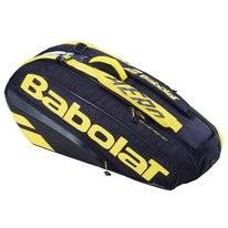 Tennistas Babolat Pure Aero RH X 6 Black Yellow