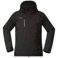 Winterjas Bergans Men Flya Insulated Black
