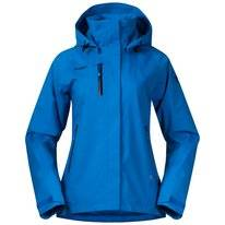 Winterjas Bergans Women Flya Insulated Athens Blue Dark Navy