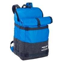 Tennisrugzak Babolat Backpack 3+3 Evo Blue Grey 2020