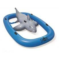 Opblaahaai Bestway Tidal Wave Shark Ride