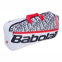 Tennistas Babolat Duffle Medium Pure Strike White Red 2020