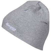 Bonnet Bergans Kids Cotton Grey Mel (52)