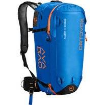Skirucksack Ortovox Cross Rider 18 Avabag Night Blue (Inklusive Airbag)
