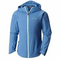 Jas Columbia Splashflash II Hooded Softshell Jacket Medieval
