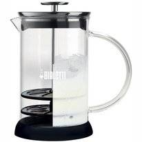 Milk Frother Bialetti Glass 1L