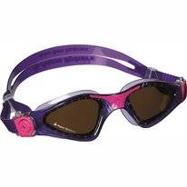 Zwembril Aqua Sphere Kayenne Lady Polarized Lens Violet Pink