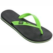 Slipper Ipanema Classic Brasil Black Green