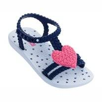 Slipper Ipanema Baby My First Ipanema Blue Pink