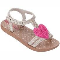 Slipper Ipanema My First Ipanema Brown/Pink