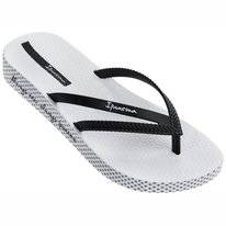 Slipper Ipanema Women Bossa Soft White Black