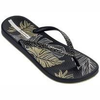 Slipper Ipanema Women Anatomic Nature Black