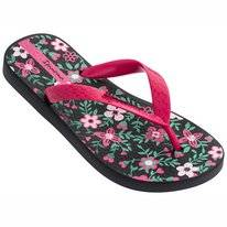Slipper Ipanema Kids Classic Girls Black Pink
