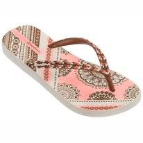 Slipper Ipanema Women Indie Beige Brown