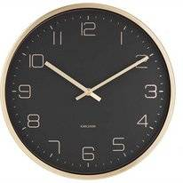 Klok Karlsson Gold Elegance Black